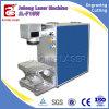 Precio portable del grabado de la fibra 20W de la máquina de la marca del laser del metal para electrónico inoxidable de acero