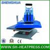 Nuevo Swing Away el calor de la máquina de prensa