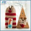 El calcetín promocional de la Navidad del regalo hecho punto al por mayor viste calcetines