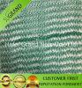 Filet agricole vert d'ombre de Sun de Chambre verte de HDPE