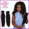 8A Grade 100%年のHuman Virgin Remy Peruvian Deep Wave Human Hair