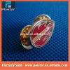 Fábrica Diretamente Atacado de alta qualidade personalizado lembrança emblema de metal espada e emblema de fogo Emblema lapela Pin / emblema