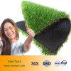 人工的な草の芝生を、総合的な泥炭は美化して、庭の装飾、屋根の緑、展覧会の商業地区のための草を偽造する