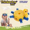 Kids Toddler Building BlocksのためのプラスチックIntellectual及びEducational Toys