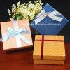 Joyeros de cartón caja de embalaje de regalo