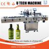 Het kant en klare Automatische Vullende Afdekken van de Installatie en de Zelfklevende Machine van de Etikettering (mpc-DS)