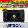 Witson Android 5.1 voiture DVD GPS pour Mercedes-Benz une classe (W169) (2005-2011) avec Chipset 1080p 16g ROM WiFi 3G Internet DVR Support (A5716)
