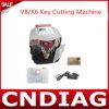 El Automatic más nuevo V8/X6 Key Cutting Machine con Free V2013 Database