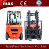 2 Ladeplatten-Gabelstapler-/Forklift-Förderwagen der Tonnen-LPG/Gas/CNG Triebwerk angeschaltener