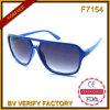 Heißer Verkauf F7154 Plasric Sonnenbrille-Masse-Kauf von China