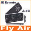 정제 PC를 위한 Ipazzport 소형 무선 키보드 그리고 쥐