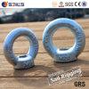 Écrou à oeil forgée en acier galvanisé DIN582