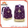 Mochila De Canvas Esportivas Sacola De Escola Preppy Sacos De Viagem Leasure (SB017)