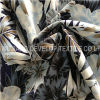 Cetim Polyester Peach Skin Fabric Printed para Beach Shorts (DT5033)