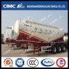 Cimc Huajun 3axle 42cbm Anthracite Powder Tanker