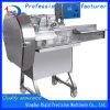 Slicer vegetal vegetal elétrico automático do cortador da máquina de estaca
