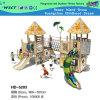 Pequeno Cabin Série Equipamento Outdoor playground para as crianças (HD-5203)