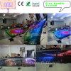 Vidéo personnalisée de rideau de lumière LED RVB (YS-1003)