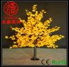 Indicatore luminoso giallo dell'albero della decorazione del CE LED