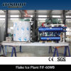 Macchina di ghiaccio acquatica del fiocco dell'acqua di mare dell'industria della pesca