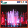 Fontaine d'eau musicale extérieure de danse de contrôle de décoration de jardin