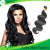 Extensão Mongolian do cabelo humano de Remy do cabelo do Virgin da venda por atacado quente da venda