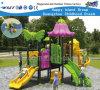 Campo de jogos do divertimento das crianças da caraterística da flor para o quintal Hf-12902