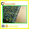 Crossfitかフィットネス・センターの体操の床のゴム製マット20mm