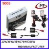 최상 12V 35W Xenon HID Kit 9005