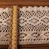 Width largo Cotton Lace para Hometextiles