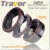 Travor Macro de plástico Tubo de extensión para Canon Digital y las cámaras de cine (Met-C1)