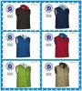 Menのための可逆Windproof、WaterproofおよびBreathable Woven Quilted Vest