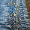 Painel galvanizado da cerca do metal de folha
