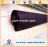 Schwarzes Color Polypropylene pp. Nonwoven Geotextiles mit Anti-Ultraviolet Agent