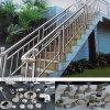 工学のステアケースのArmrestのためのステンレス鋼の表面Piceのコネクター