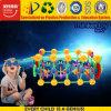 2017 горячая продажа новых образовательных собранный игрушка для математических геометрии