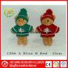 Venda a quente Natal Chaveiro ursinho de brinquedo