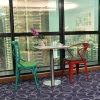 Café clássico ferro cadeira alta cadeira de jardim para restaurante (FOH-0787)