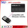 Telecomando di Liftmaster Merik di codice di rotolamento della fabbrica compatibile con Liftmaster 315MHz
