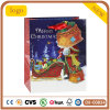 Noël l'histoire du sac de papier du Roi Patten Gift