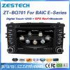 Lecteur DVD du véhicule Wince6.0 pour des E-Séries de Baic avec GPS Sterio