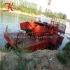 Mietitrice acquatica automatica completa alimentata idraulica del Weed del motore diesel