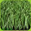 60mm Höhen-Kreuz-Form-künstliches Gras für Fußballplatz