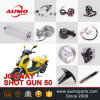 Зубчатое колесо привода спидометра для частей мотоцикла съемки Gun50 Jonway