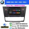 8798g 6.2  2개의 BMW를 위한 두 배 DIN 자동 DVD 플레이어 GPS 다중 매체 선수 Anti-Glare 인조 인간 차 실행 자동차 라디오 WiFi 연결 차 입체 음향 GPS Naviradio 영상