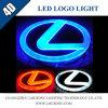 lumière de logo de la lumière DEL de l'insigne 4D pour Lexus