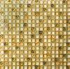 金のガラスモザイク・タイル(HGM344)