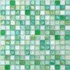 虹色のモザイク、ガラスモザイク・タイル(HGM365)
