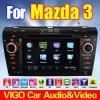 Navegación del GPS del reproductor de DVD del coche para Mazda 3 (VMZ7023)