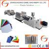 Panneau de mousse de croûte de PVC de bâtiment faisant la machine/chaîne de production